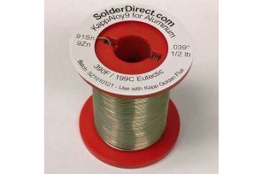"KappAloy9 - .039"" (1mm) x 1/2 lb spool"