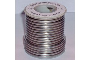 "KappFree Acid Core 1/8"" x 1 lb spool"