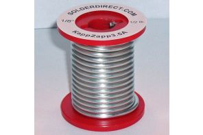 "KappZapp3.5A Acid Core 1/8"" x 1/2 lb spool"